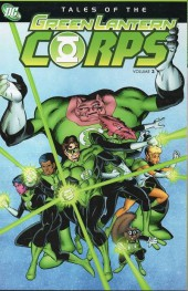 Tales of the Green Lantern Corps (1981) -INT03- Volume 3