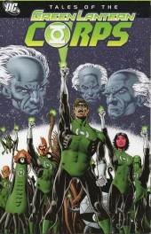 Tales of the Green Lantern Corps (1981) -INT01- Volume 1