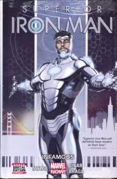 Superior Iron Man (2015) -INT01- Infamous