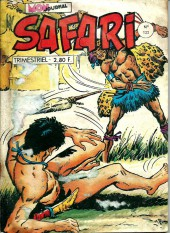 Safari (Mon Journal) -133- Bandits du désert