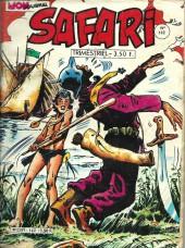 Safari (Mon Journal) -142- Victoire sur les pirates