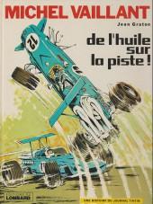 Michel Vaillant -18d1977- De l'huile sur la piste !