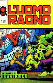 L'uomo Ragno V1 (Editoriale Corno - 1970)  -166- Un amico in pericolo