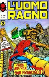 L'uomo Ragno V1 (Editoriale Corno - 1970)  -141- Buia notte a San Francisco