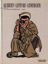 Le photographe -1a08- Tome 1