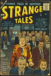 Strange Tales (Marvel - 1951) -59- Help, Help!
