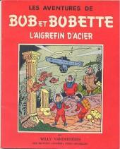 Bob et Bobette -16- L'aigrefin d'acier
