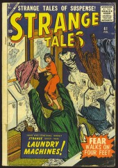 Strange Tales (1951) -61- Laundry Machines!