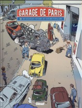 Garage de Paris -2- Dix nouvelles histoires de voitures populaires