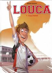 Louca -1a2014- Coup d'envoi