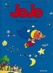 Jojo (Geerts) -8b10- Monsieur Je-sais-tout