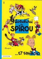 Spirou et Fantasio -1d2007- 4 aventures de Spirou et Fantasio