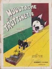 Moustache et Trottinette (Mensuel) -2- Le secret