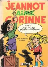 Corinne et Jeannot -4a81- Jeannot haime Corinne