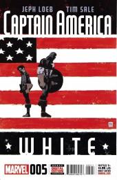 Captain America: White (2008) -5- It's a wonderful life