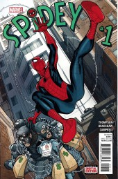 Spidey (2016) -1- Tome 1