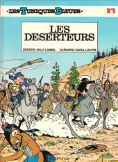 Les tuniques Bleues -5b1987- Les Déserteurs