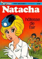 Natacha -1c2003- Hôtesse de l'air