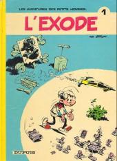 Les petits hommes -1a1986- L'exode
