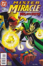 Mister Miracle (1996) -4- For everything left to lose