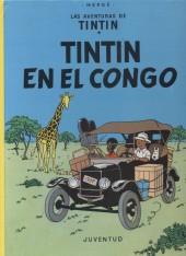 Tintín (Las Aventuras de) -2- Tintín en el Congo