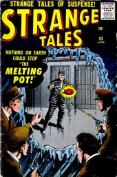 Strange Tales (1951) -63- The Melting Pot