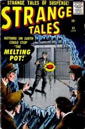 Strange Tales (Marvel - 1951) -63- The Melting Pot