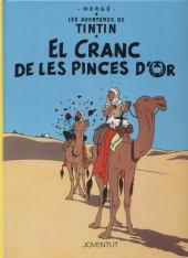 Tintin (en langues régionales) -9Catalan- El Cranc de les pinces d'or