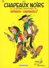 Spirou et Fantasio -3i05- Les chapeaux noirs