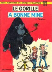 Spirou et Fantasio -11c85- Le gorille a bonne mine