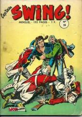 Capt'ain Swing! (1re série) -24- Kaï kaï Kaï! Pouik tombe sur un bec!