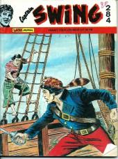 Capt'ain Swing! (1re série) -284- Les quatre qui devaient mourir