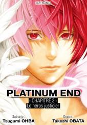 Platinum End -Num03- Le héros justicier