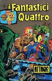 Fantastici Quattro (I) -142- Attack!