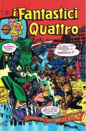 Fantastici Quattro (I) -166- Schiavi del Dr Destino