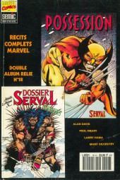 Un récit complet Marvel -REC18- Double Album Relié N°18 (n°37 et n°38)