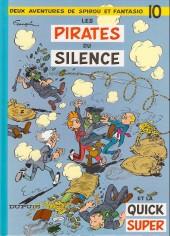 Spirou et Fantasio -10f92- Les pirates du silence