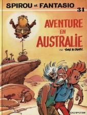 Spirou et Fantasio -34a86- Aventure en australie
