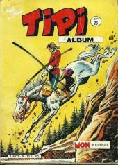 Tipi -Rec25- Album N°25 (du n°73 au n°75)