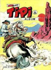 Tipi -Rec24- Album N°24 (du n°70 au n°72)