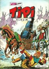 Tipi -Rec07- Album N°7 (du n°19 au n°21)