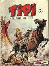 Tipi -Rec06- Album N°6 (du n°16 au n°18)