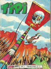 Tipi -1- Pécos Bill-La tribu suspectée