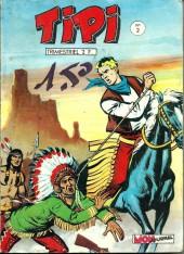 Tipi -2- Les comédiens