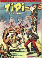 Tipi -5- L'homme à la tête de feu