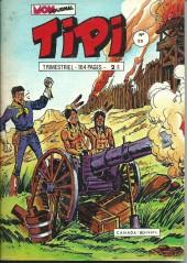 Tipi -25- Le chasseur de primes