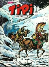 Tipi -57- Les quatre Winnipegg