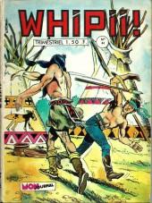 Whipii ! (Panter Black, Whipee ! puis) -44- Le tomahawk de la ustice