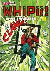 Whipii ! (Panter Black, Whipee ! puis) -Rec23- Album N°23 (du n°65 au n°67)