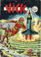 Vick -6- L'invasion des Martiens